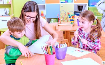 Čas her a radostí: Miniškolka pro děti od 2 let