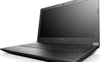 Notebook Lenovo B50 80EW046FCK, 15,6 HD + 200 Kč za registraci