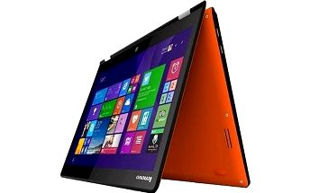 Notebook Lenovo IdeaPad Yoga 80JH00CLCK + 200 Kč za registraci