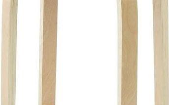 Odkládací stolek Emba,černý