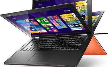 Notebook Lenovo IdeaPad Yoga 2 13 Touch (59442731) + 200 Kč za registraci