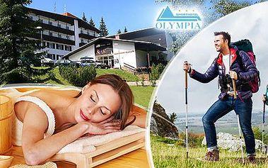 Šumava, Zadov: 4 dny pro dva s polopenzí, půjčením Nordic Walking holí, slevou na wellness