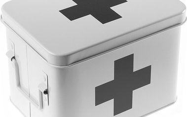 Lékarnička první pomoci, bílá
