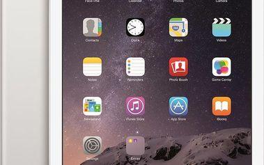Tablet Apple iPad Air 2, Wi-Fi, 16GB, MGLW2FD/A + 200 Kč za registraci
