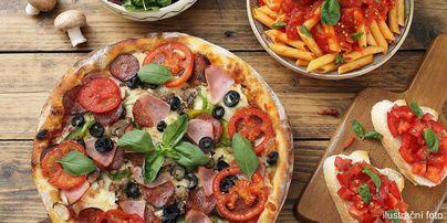 Pizza nebo pasta bistro