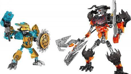 LEGO® Bionicle 70795 Vládce Masek vs. Lebkoun Brusič