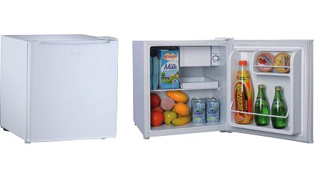 Jednodvéřová chladnička Guzzanti GZ 06A + 200 Kč za registraci