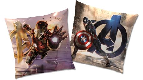 CTI Polštářek Avengers Age of Ultron, 40 x 40 cm