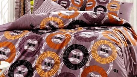 BedTex Bavlněné povlečení Luiz šedá, 140 x 220 cm, 70 x 90 cm, 140 x 220 cm, 70 x 90 cm