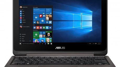 Notebook 2v1 Asus TP201SA-FV0007T, 11,6 HD + 200 Kč za registraci
