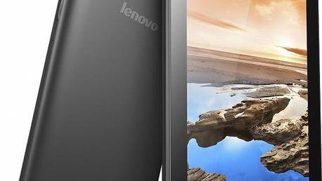 Multimediální tablet Lenovo IdeaTab A7-50L, černý + 200 Kč za registraci