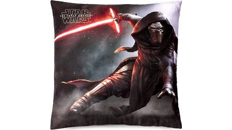Jerry Fabrics Star Wars VII polštářek, 40x40 cm