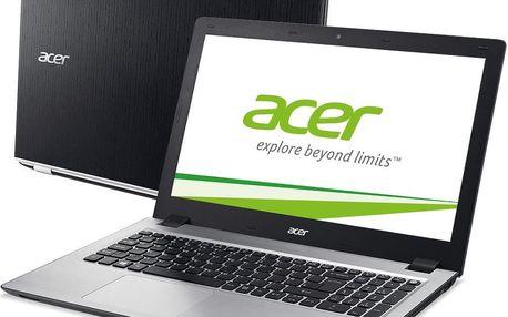 Notebook Acer Aspire V 15 (V3-574-72HY), černý + 200 Kč za registraci