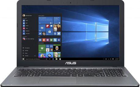 Notebook Asus F540SA-DM065 + 200 Kč za registraci