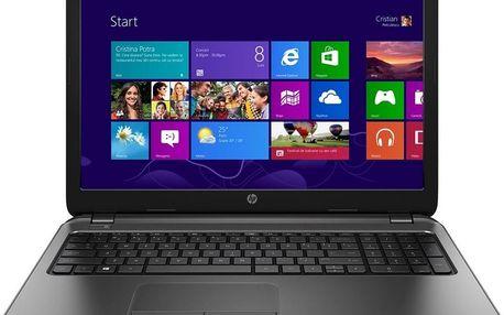 Notebook HP 250 G4 N0Z86EA 15.6, černý + 200 Kč za registraci