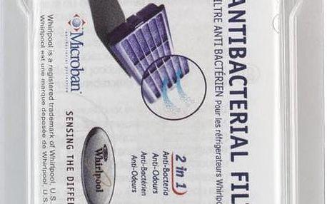 Antibakteriální filtr Whirlpool do chladničky + 200 Kč za registraci