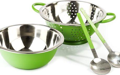 4dílný kuchyňský set,