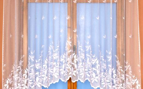 4Home Záclona Angelika, 350 x 175 cm