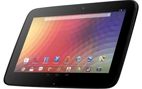 Tablet Samsung Galaxy Nexus 10 P8110 + 200 Kč za registraci