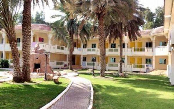 Spojené arabské emiráty - Umm Al Quwain na 8 až 13 dní, polopenze s dopravou letecky z Prahy