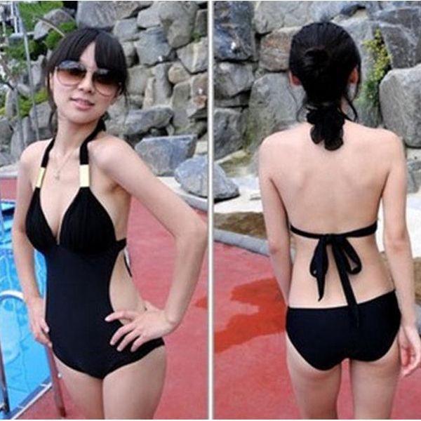 Dámské plavky jednodílné Costarica - letní VÝPRODEJ!