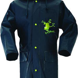 SMOKY 1-pláštěnka modrá
