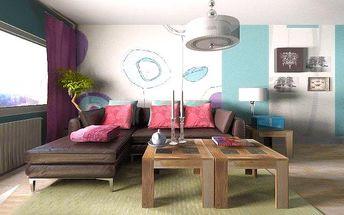 10 lekcí online kurzu základů interiérového designu