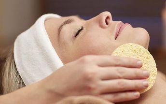 Kosmetické ošetření pleti a čokoládová masáž ve Studiu Step. 120min. relax balíček.