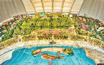 Jednodenní zájezd do Tropical Islands v Německu pro 1 osobu