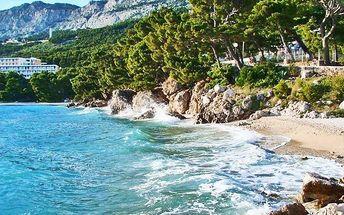 Dovolená v penzionu u moře v Chorvatsku