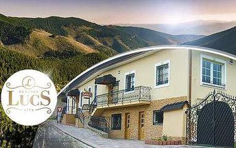 Slovensko: Heľpa - Horehroní/Nízké Tatry: 4-6 dní pro dva s polopenzí v historickém domě