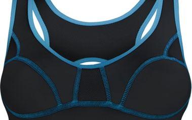 Sportovní podprsenka SENSOR Lissa černo-modrá