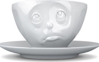 Hrnek na kávu Oh please, bílý