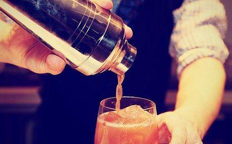 30% sleva na alkoholické míchané nápoje