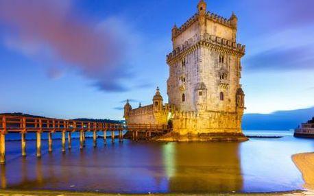 PERLY PORTUGALSKA: LISABON-FATIMA-PORTO, Portugalsko, Poznávací zájezdy - Portugalsko, 8 dní, Letecky, Polopenze, Alespoň 3 ★★★, sleva 16 %
