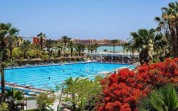 Egypt - Hurghada na 8 dní, all inclusive s dopravou Bratislavy nebo letecky z Prahy
