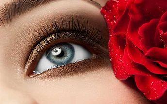 Prodloužení nebo doplnění řas v Beauty Studiu