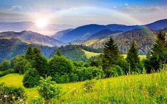 Až 6denní pobyt v Orlických horách s polopenzí