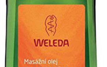 Weleda Masážní olej s arnikou 100 ml + SEFIROS Vzorek kosmetiky z Mrtvého moře
