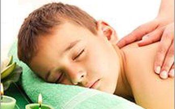 Dětská hawajská aromamasáž za 139 Kč! Aromaterapie a Léčebná meditační terapie pro dospěláky.