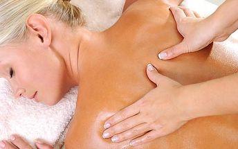 66% sleva na manuální lymfodrenáž nebo 59% sleva na anticelulitidovou masáž v Bonsoir Wellness