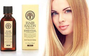 Marocký arganový olej na vlasy – 60 ml