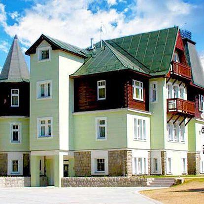 Aktivní podzim v Krkonoších - Hotel Golden