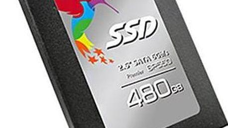 ADATA Premier Pro SP550; ASP550SS3-480GM-C