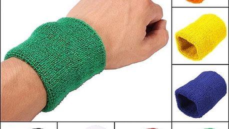 Froté potítko na ruku - 7 barev