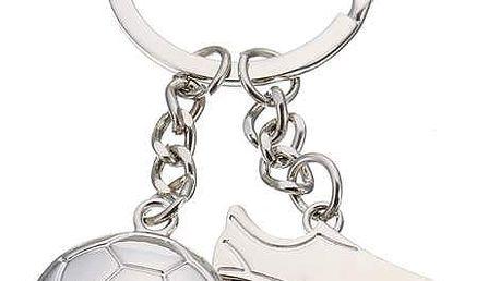Klíčenka pro milovníky fotbalu