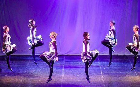 Ochutnej irský tanec - seminář pro začátečníky