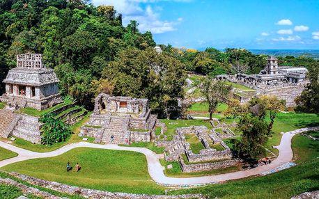 Mexiko, Belize a Guatemala - po stopách Mayů