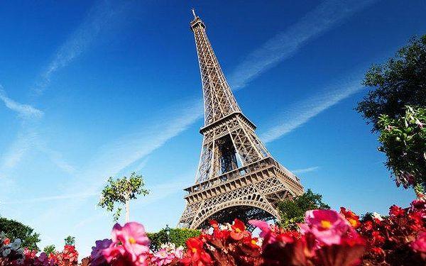 4denní zájezd do Paříže s návštěvou vesničky Marie Antoinetty a Versailles pro 1