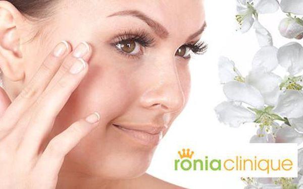 88% sleva na vyhlazení očního okolí Triolift ve studiu Ronia Clinique